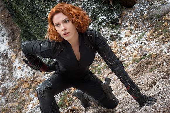 Avengers: Age of Ultron - Vedova Nera Black Widow