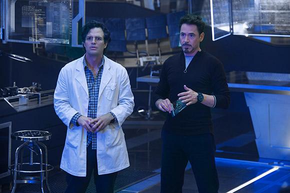 Avengers: Age of Ultron - Bruce Banner & Tony Stark