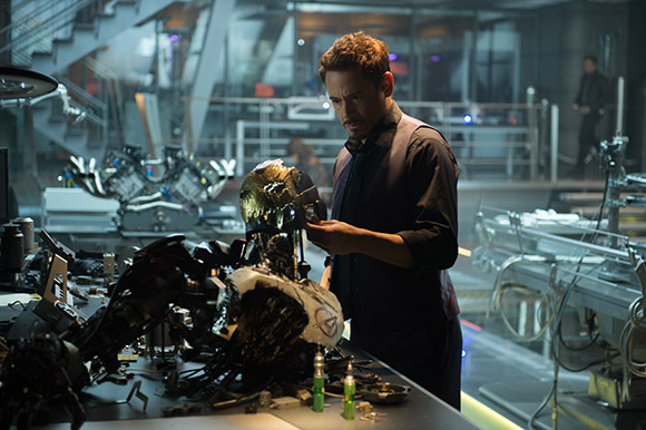 Avengers: Age of Ultron - Tony Stark