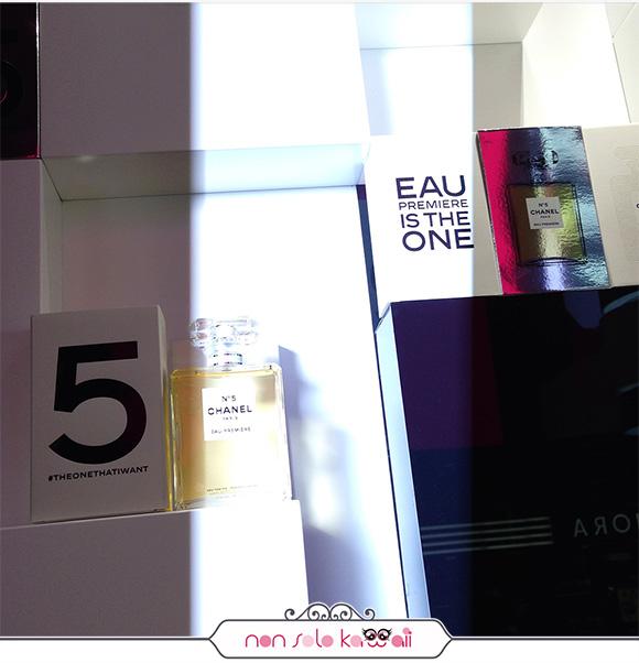 non solo Kawaii, Chanel N°5 Eau Première, Blogger Event
