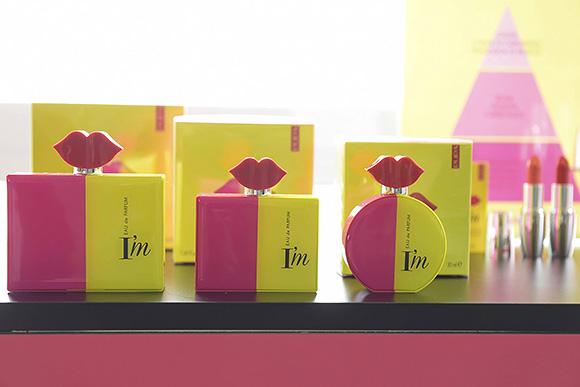 Pupa - I'M Eau de Parfum, Blogger Event