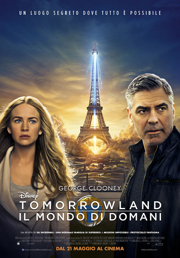 Walt Disney Pictures - Tomorrowland