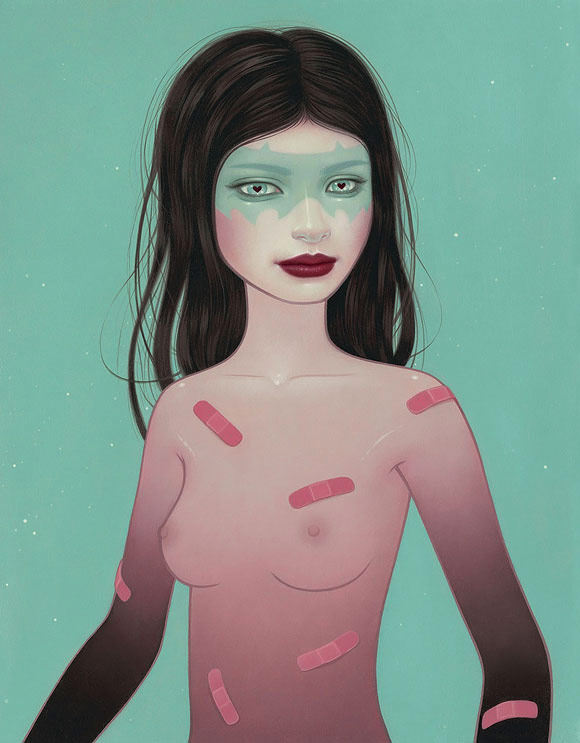 Tara McPherson - An Interruption Of Blood | I Know It by Heart, Dorothy Circus Gallery