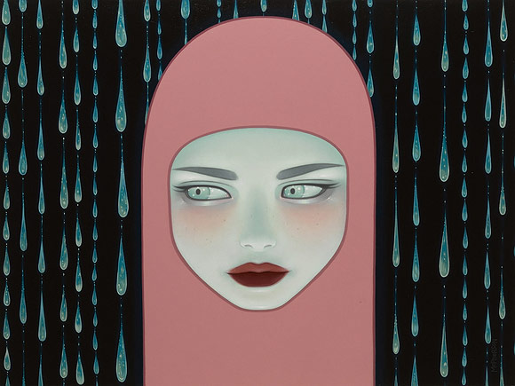 Tara McPherson - In the Glowdrop Cave | I Know It by Heart, Dorothy Circus Gallery