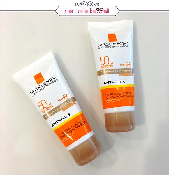 non solo Kawaii - La Roche-Posay Anthelios XL Cream 50+