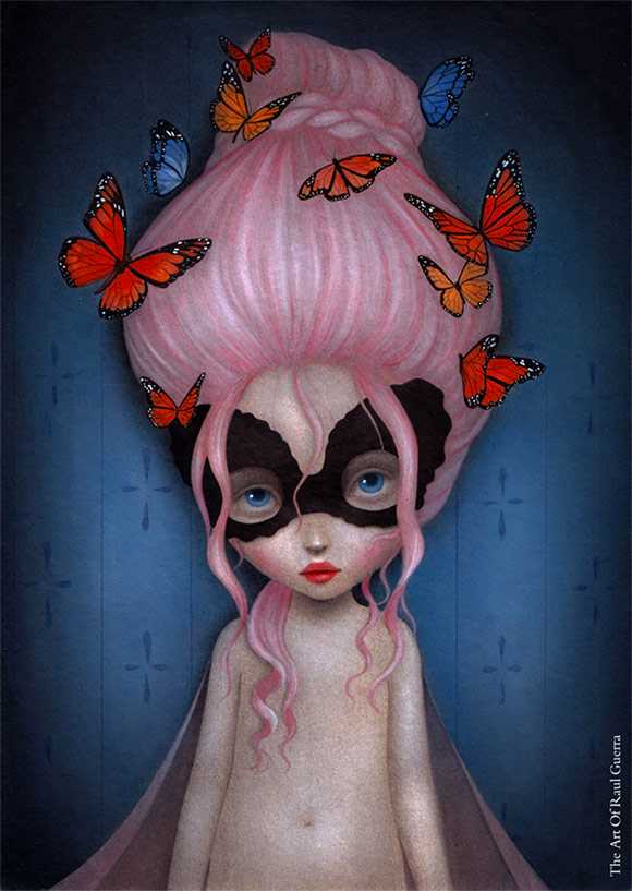 Raúl Guerra - The Butterfly Keeper