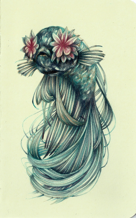 The Nerd, Marco Mazzoni | Tiny Trifecta, Cotton Candy Machine