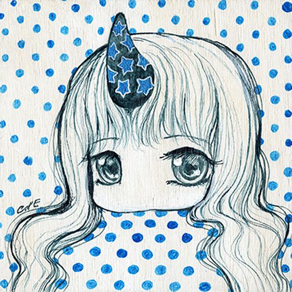The Little Submariner, Camilla d'Errico   Tiny Trifecta, Cotton Candy Machine