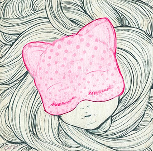 Meow Minx, Camilla d'Errico   Tiny Trifecta, Cotton Candy Machine