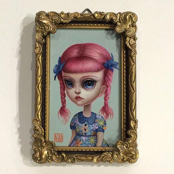 Brooklyn, Mab Graves   Tiny Trifecta, Cotton Candy Machine