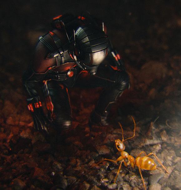 Marvel Studios - Ant-Man