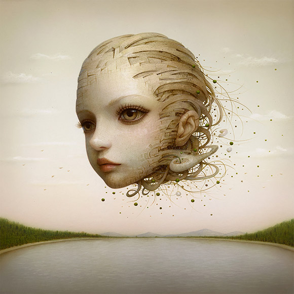 Naoto Hattori, Soul Lake - 3rd Annual Art Collector Starter Kit,Lori Nelson, Char Corey Helford Gallery