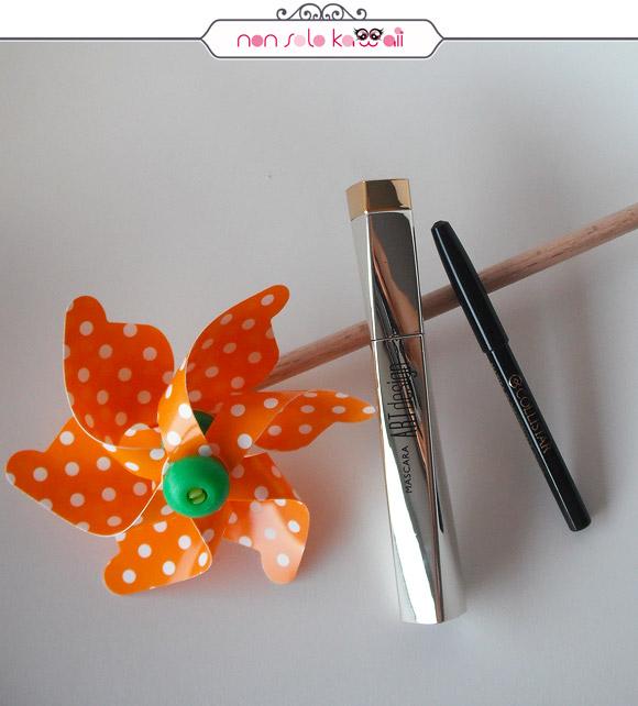 non solo Kawaii - Collistar Mascara Art Design + Matita Professionale Occhi nera in omaggi | Mascara Art Design + Free Black Professional Eye Pencil