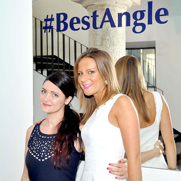 Estée Lauder New Dimension Event #bestangle con Angela Chiappa
