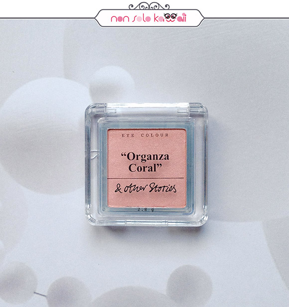 non solo Kawaii - & Other Stories Eye Color, Organza Coral
