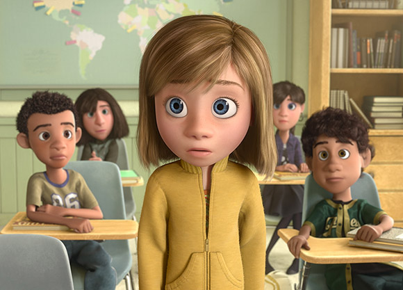 Walt Disney Pictures & Pixar Animation Studios - Inside Out