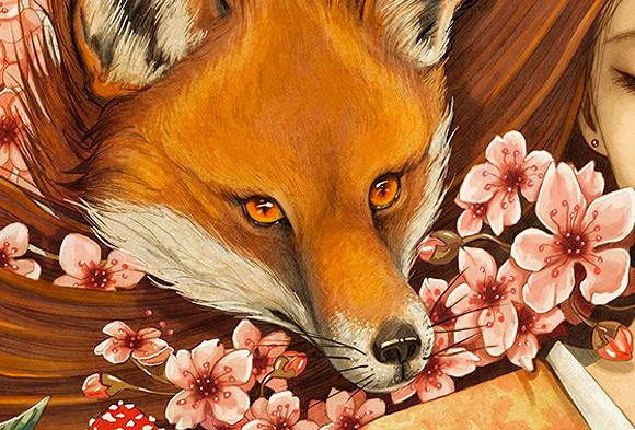 Lorena Assisi - Red Fox - Totem
