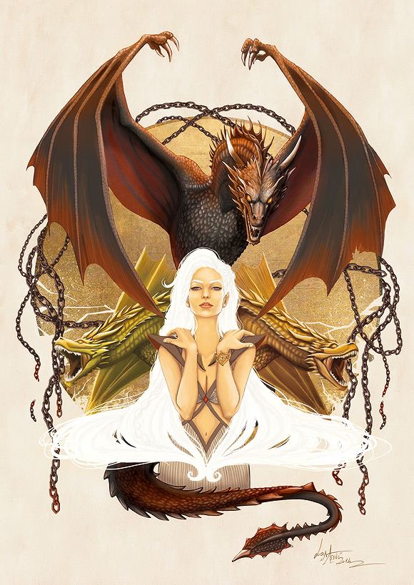 Lorena Assisi - Daenerys Targaryen / Mhysa