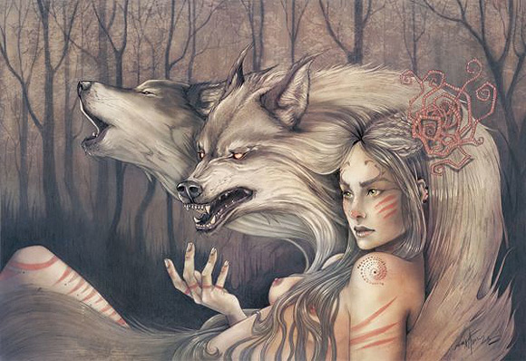 Lorena Assisi - Forest Spirit