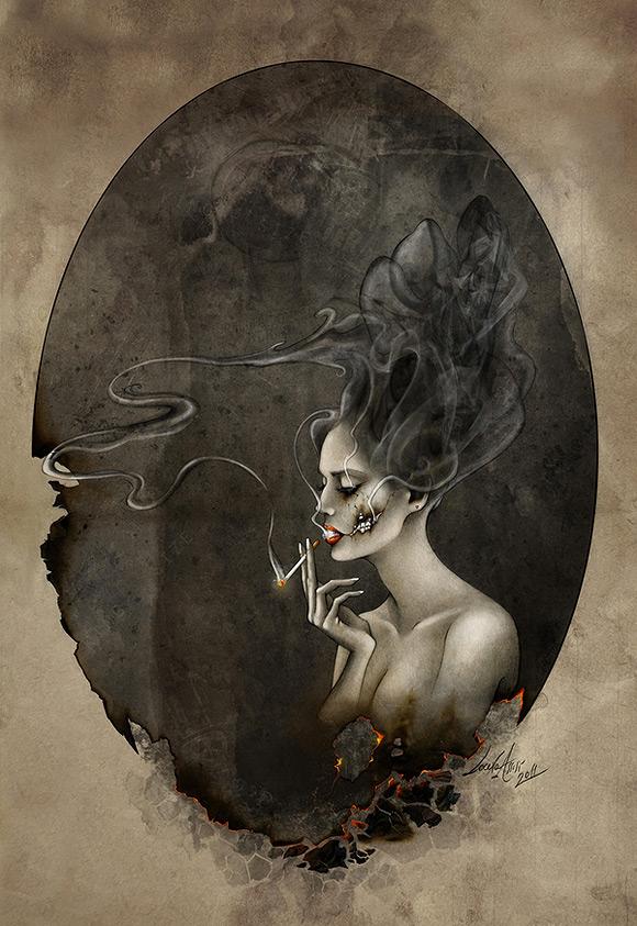 Lorena Assisi - Burned habit