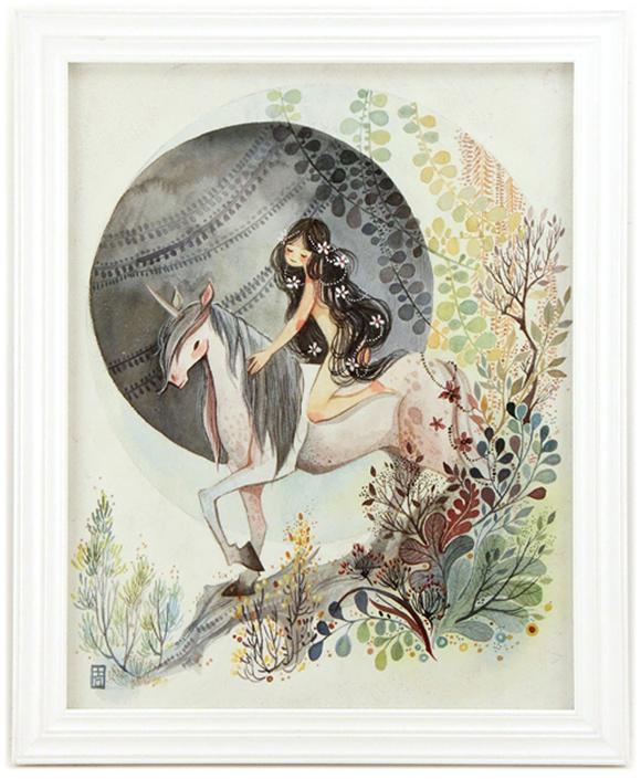 Alina Chau, Monoceros | Constellation Tales, Gallery Nucleus