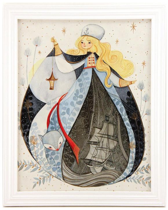 Alina Chau, Polaris | Constellation Tales, Gallery Nucleus