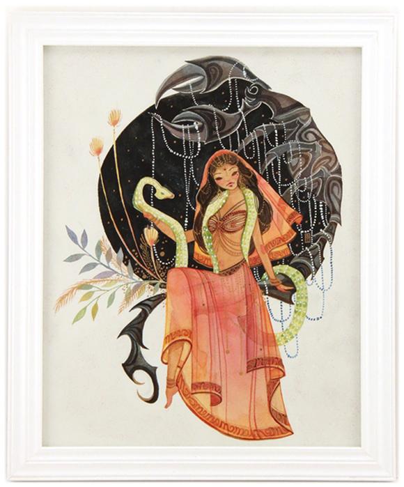 Alina Chau, Scorpio | Constellation Tales, Gallery Nucleus