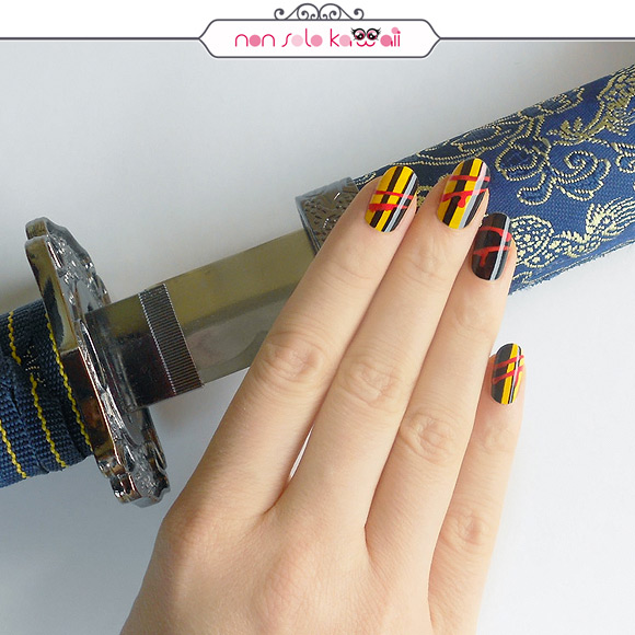 non solo Kawaii - Nail Arts for Grazia.it