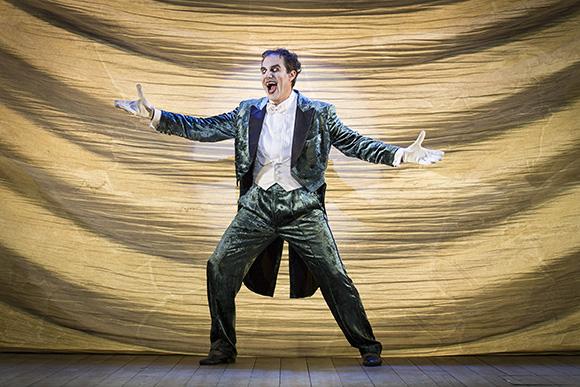 Cabaret Il Musical con Giulia Ottonello e Giampiero Ingrassia