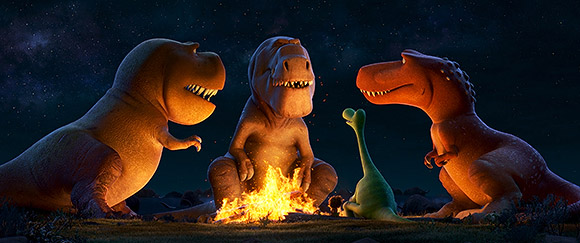 Il viaggio di Arlo | The Good Dinosaur | Disney Pixar