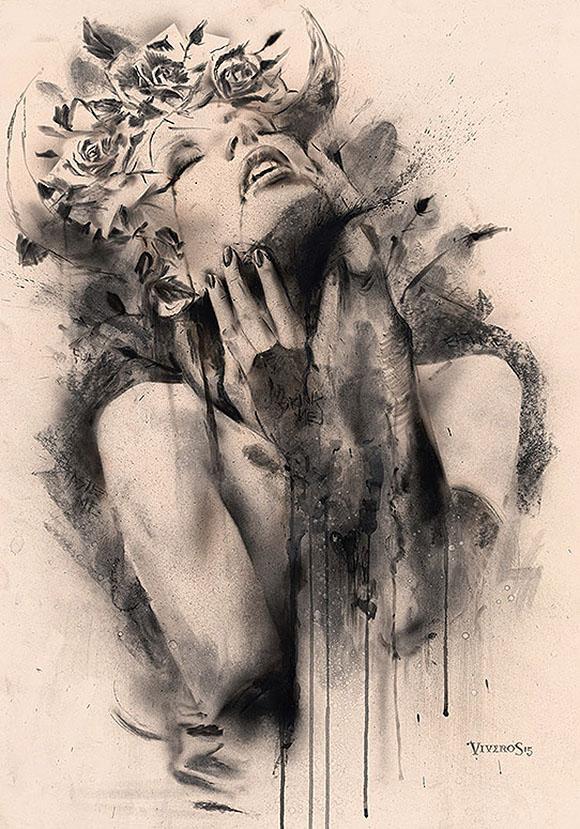 Brian M. Viveros, Taste Me Drink Me - Matador, Thinkspace Art Gallery
