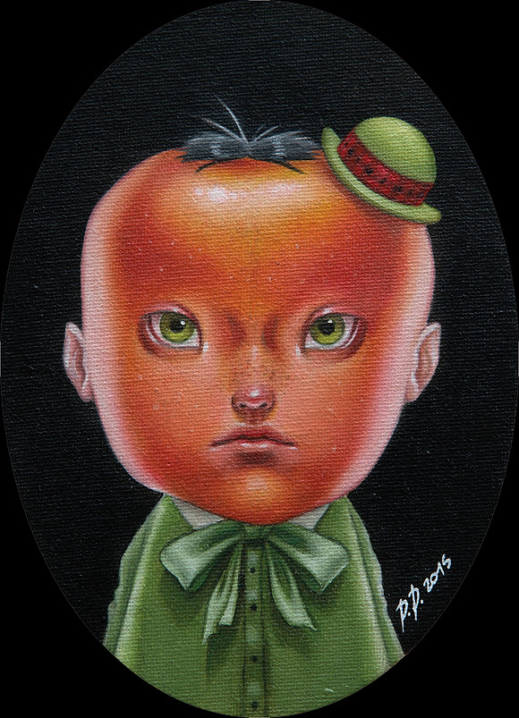 Paolo Pedroni, Apple Head - Poison Toffee Apples, Dorothy Circus Gallery