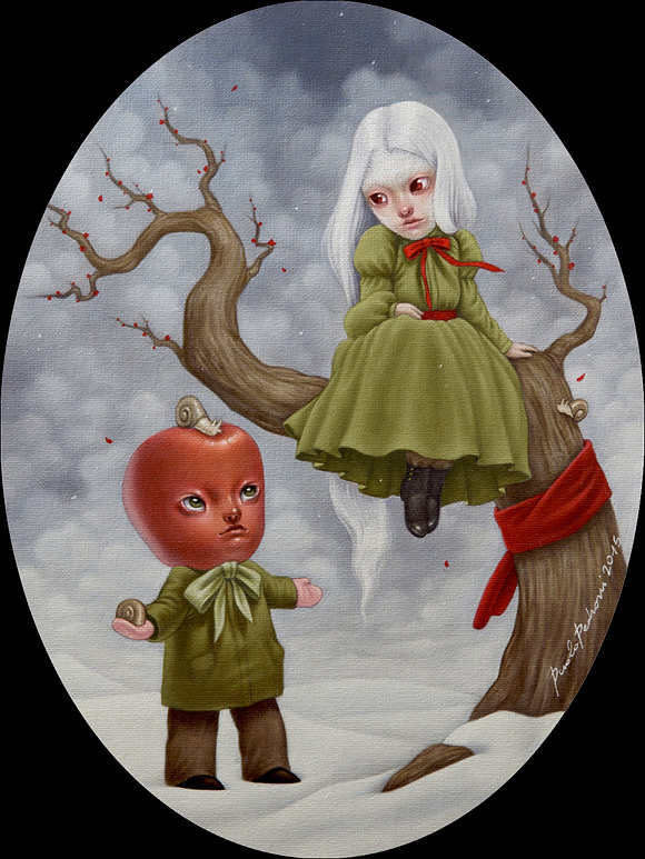 Paolo Pedroni, Just Friends - Poison Toffee Apples, Dorothy Circus Gallery