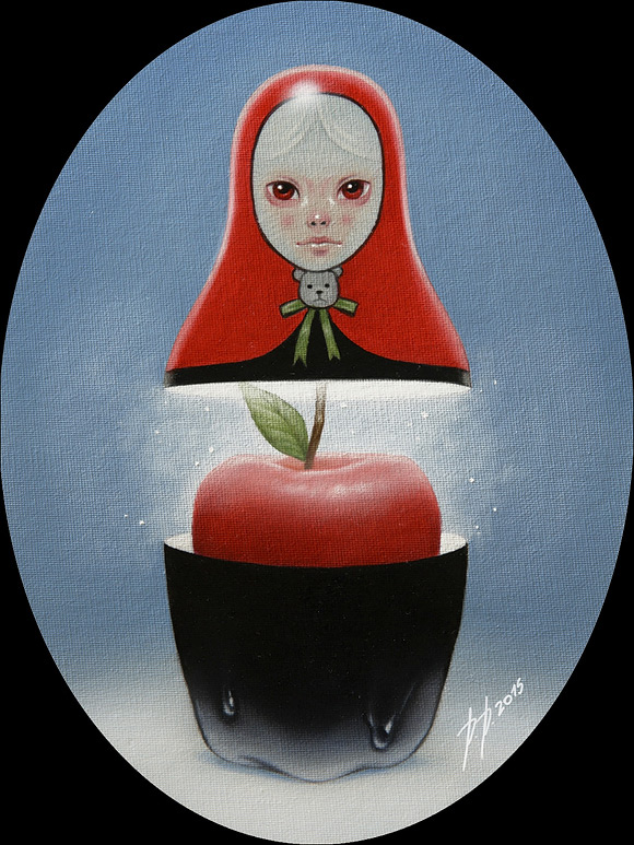 Paolo Pedroni, Matrioska - Poison Toffee Apples, Dorothy Circus Gallery