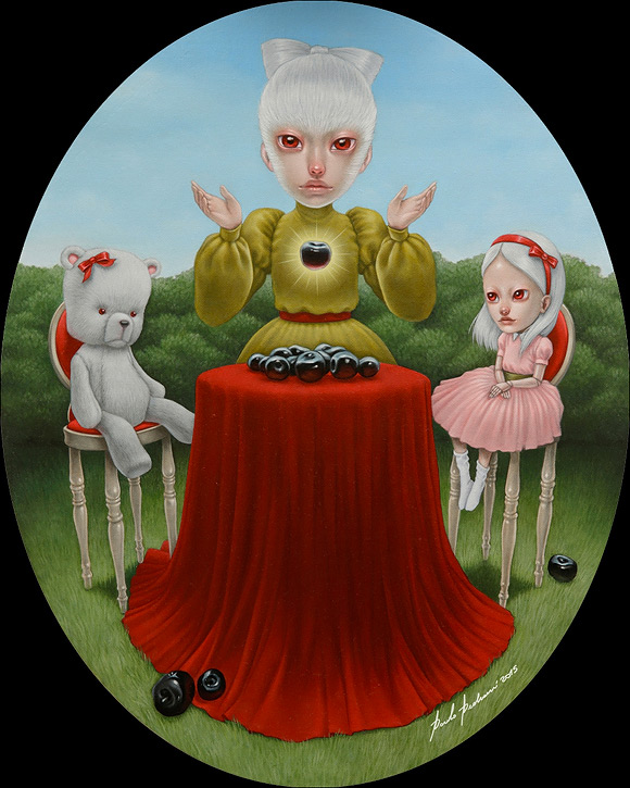 Paolo Pedroni, Me, Myself and I - Poison Toffee Apples, Dorothy Circus Gallery