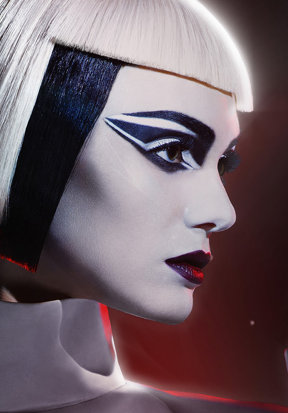 Disney + Max Factor: Stormtrooper by Pat McGrath