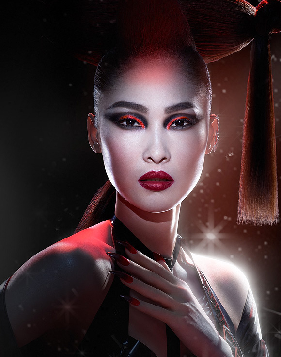 Disney + Max Factor: Dark Apprentice by Pat McGrath