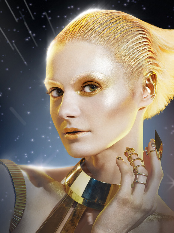 Disney + Max Factor: Droid by Pat McGrath