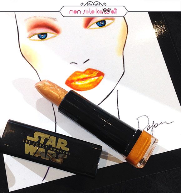 Max Factor Colour Elixir Lipstick Star Wars 040 Gold