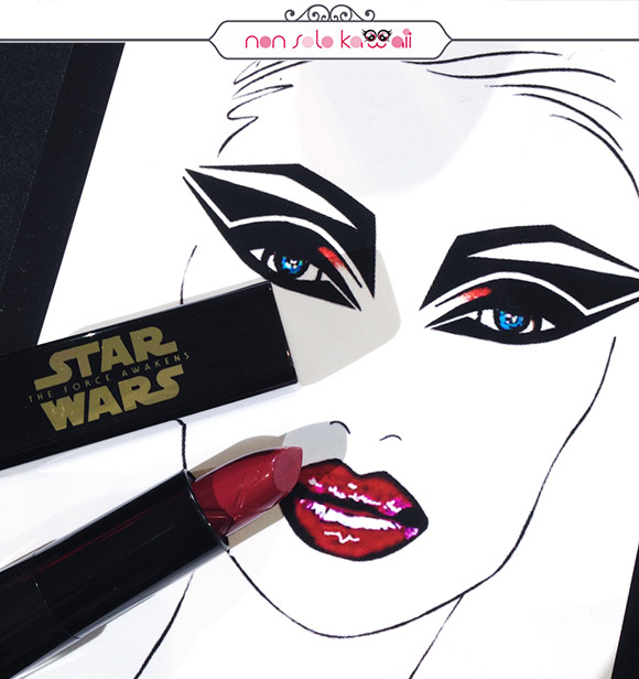 Max Factor Colour Elixir Lipstick Star Wars 030 Dark Berry