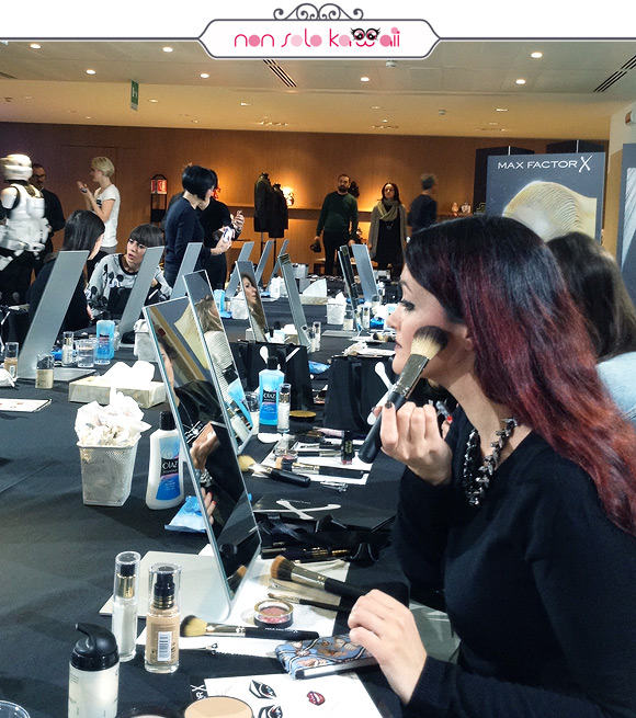 Disney Italia + Max Factor: Dark Side Look by Rajan Tolomei, Angela Chiappa
