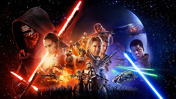 Star Wars: The Force Awakens   Star Wars: Il risveglio della Forza   Lucasfilm