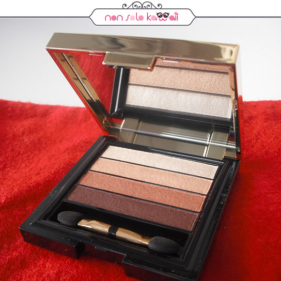 non solo Kawaii - Stay Gold! Eyeshadow Palette