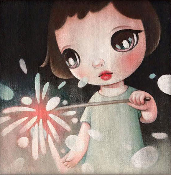 Carol Liu, Light Up My World