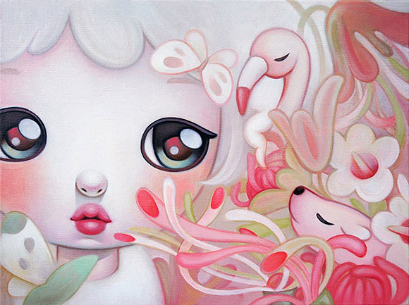 Carol Liu, Whisper