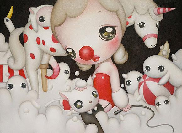Carol Liu, Winter Circus
