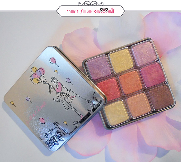 non solo Kawaii - Lancôme My Parisien Pastels in Limited Edition