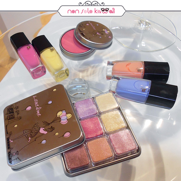 non solo Kawaii - From Lancôme with Love...