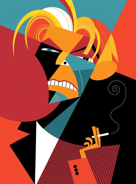David Bowie - Pablo Lobato