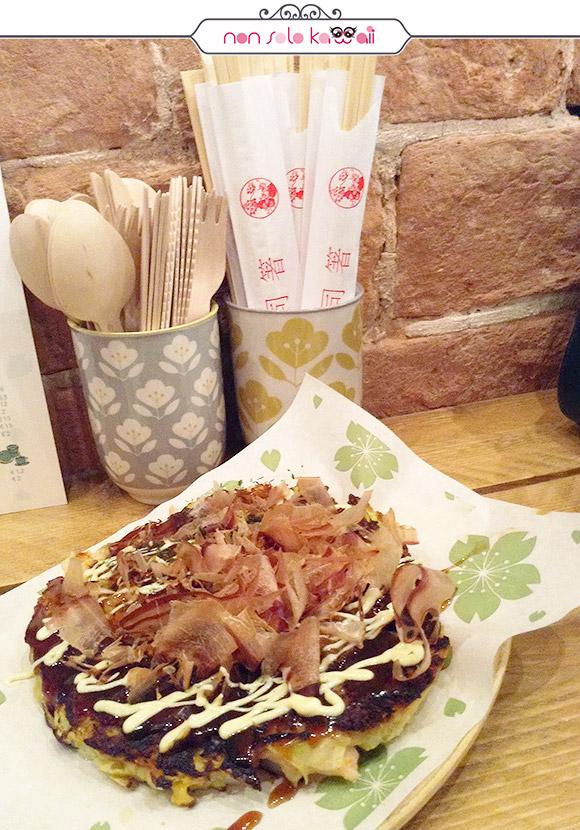non solo Kawaii - Okonomiyaki Gamberetti @ Maido